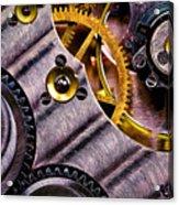 Inside Time Acrylic Print