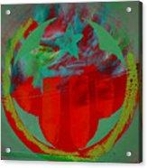 Insignia Acrylic Print