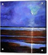 Inspiration Beach Acrylic Print