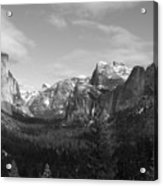 Inspiration Point  Acrylic Print