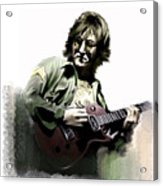 John Lennon Instant Karma Too Acrylic Print