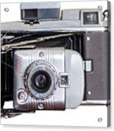 Instant Vintage Polaroid Camera Acrylic Print