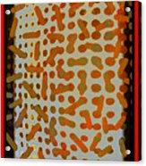 Intellectual Ameba Bacteria Synapse Acrylic Print