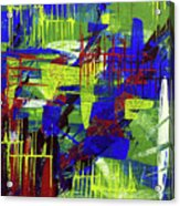 Intensity II Acrylic Print