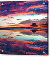 Intensity Panorama Acrylic Print