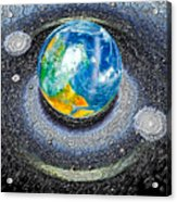 Interactive Space Acrylic Print