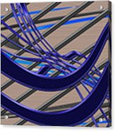 Interconnected Acrylic Print