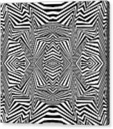 Interlinking Everything Acrylic Print