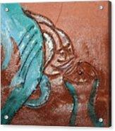 Interplay  - Tile Acrylic Print