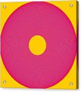 Interplay Interference Wheel - Beauteysphere Opus12 Acrylic Print