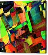 Intersection Acrylic Print