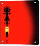 Interstellar Overdrive Five  Acrylic Print