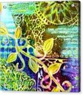 Intertwining Acrylic Print