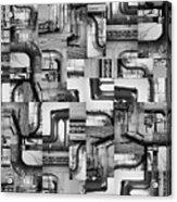 Intestins Acrylic Print