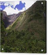 Into The Heart Of Kauai Acrylic Print