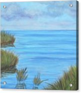 Intracoastal Waterway Acrylic Print