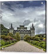 Inveray Castle Acrylic Print