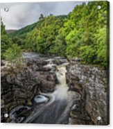 Invermoriston - Scotland Acrylic Print
