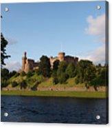 Inverness Castle Acrylic Print