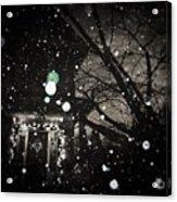 Inverno Eterno Acrylic Print