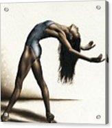 Invitation To Dance Acrylic Print