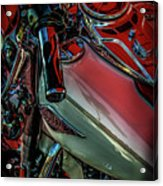 Invitation To Ride 1492 H_2 Acrylic Print