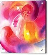 Inward Journey Acrylic Print