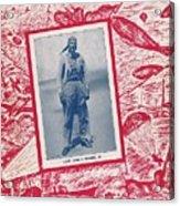 Inwood Chatter, 1943 Acrylic Print