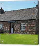 Iona Gallery And Pottery Acrylic Print