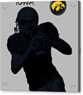 Iowa Football  Acrylic Print