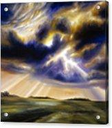 Iowa Storms Acrylic Print