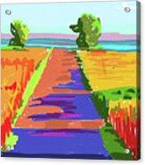 Destination Acrylic Print