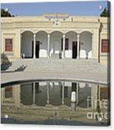Iran Yazd Zorastrian Fire Temple Acrylic Print