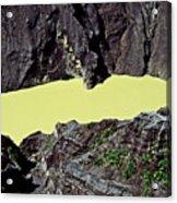 Irazu Volcano - Costa Rica Acrylic Print