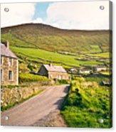 Ireland Farmland Acrylic Print
