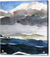 Ireland Mutton Isle Clare Acrylic Print