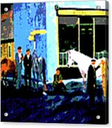 Irelandryans Acrylic Print