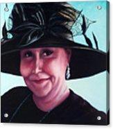 Irene Acrylic Print