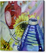 Iridescence Acrylic Print