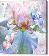 Iris - Goddess Of Serenity Acrylic Print