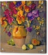 Iris Rhapsody Acrylic Print