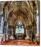 Irish Abbey Acrylic Print
