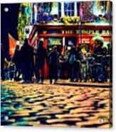 Irish Bar Acrylic Print