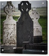 Irish Cemetery P7010429 Acrylic Print