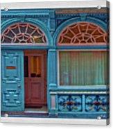 Irish Door Acrylic Print