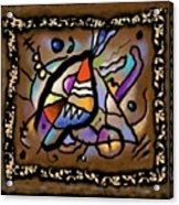 Irish Golden Age #1 - Sailing To Byzantium Acrylic Print