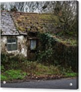 Irish Hovel Acrylic Print