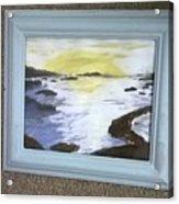 Irish Sea Acrylic Print
