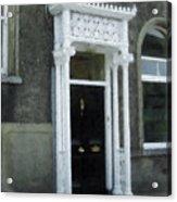 Irish Solicitors Door Acrylic Print