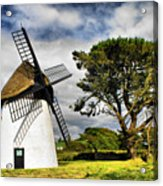 Irish Windmill Acrylic Print